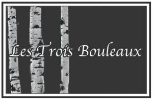 Les Trois Bouleaux Logo