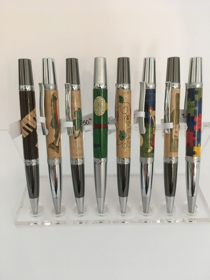 stylos thématiques Dupuis
