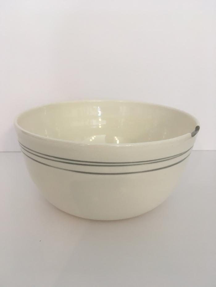 bol blanc Pelchat