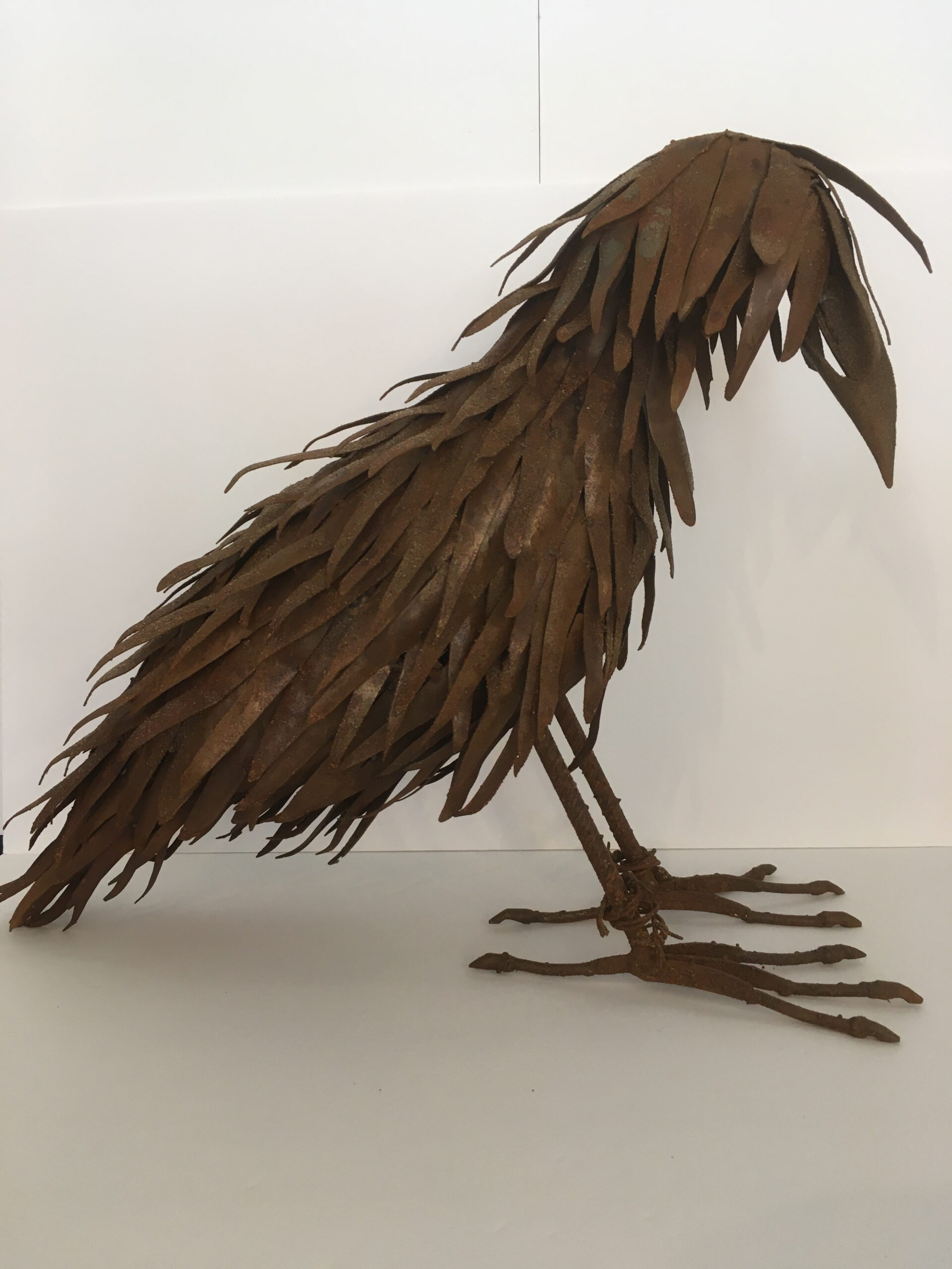 corbeau rouillé