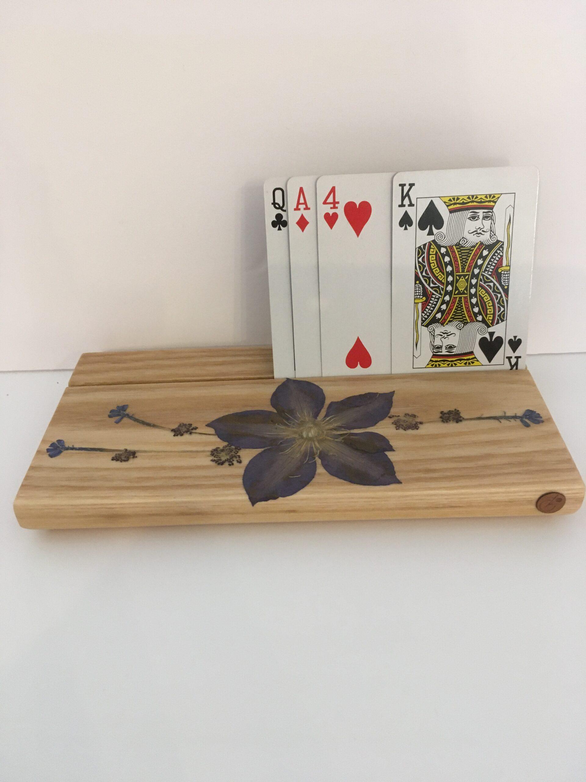 porte cartes jeux