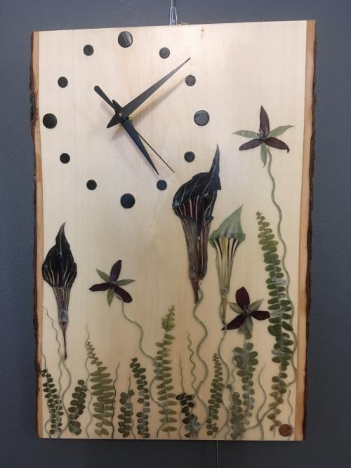 horloge Claire Labelle