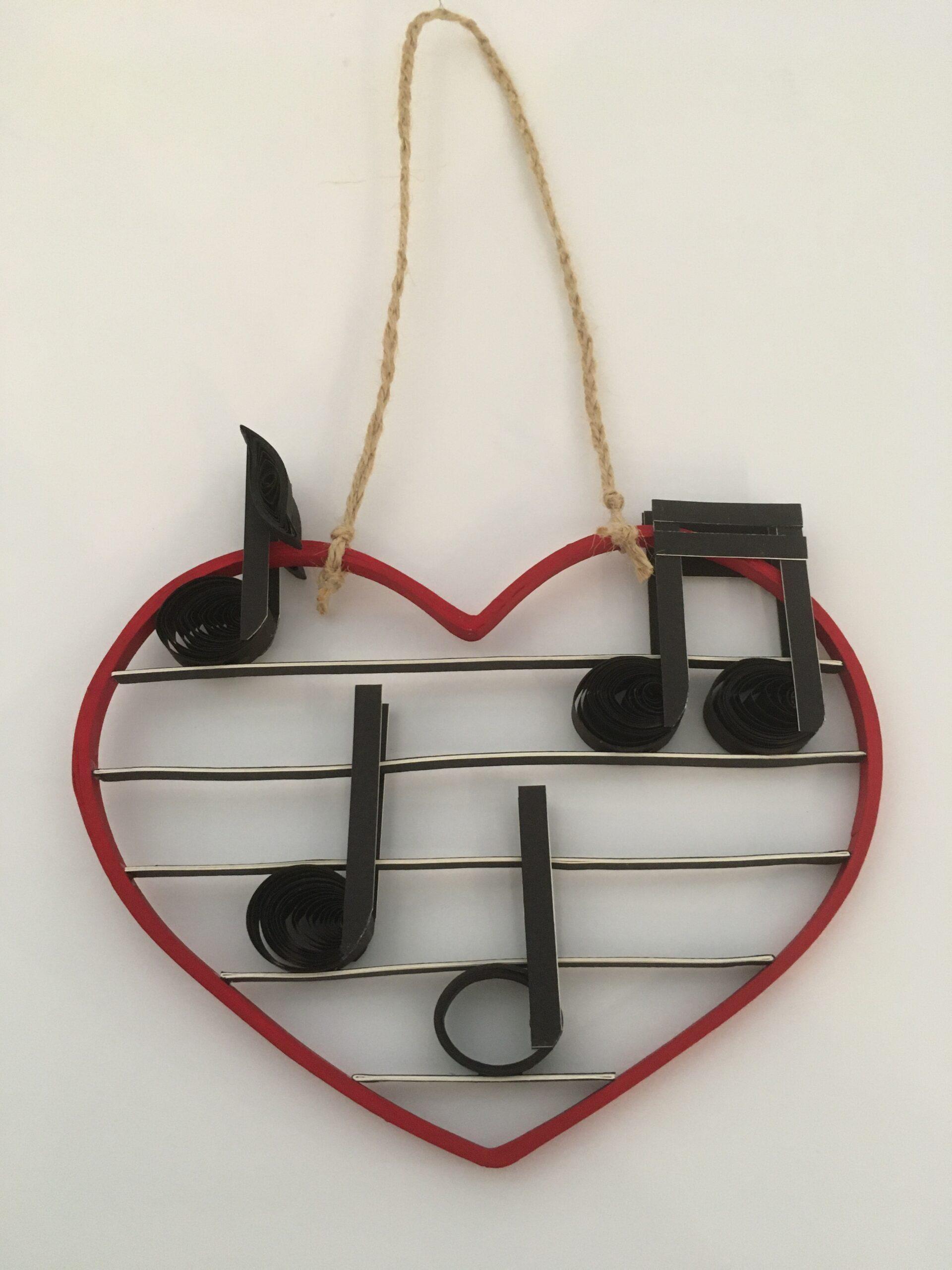 coeur musique