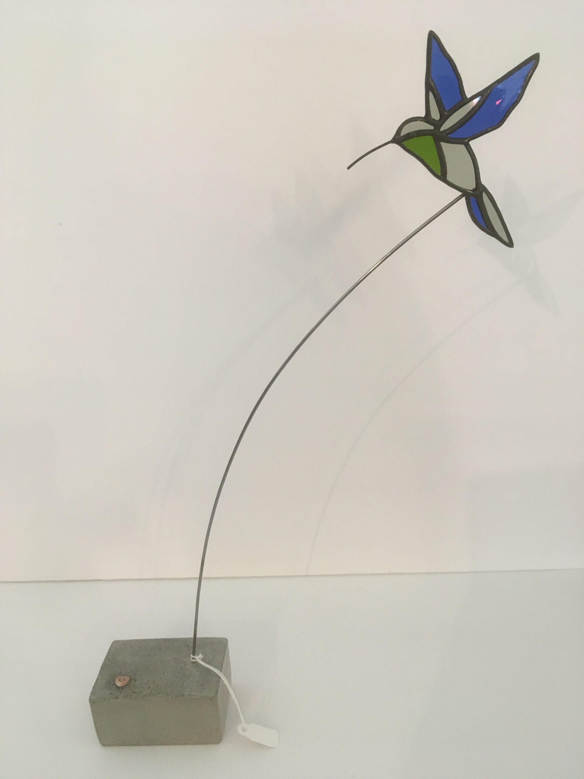 colibri vitrail Marquis